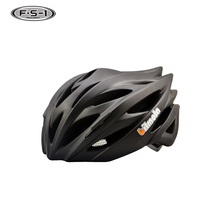 Good quality in-mold PC material vents CE approved mountain dirt bike helmet