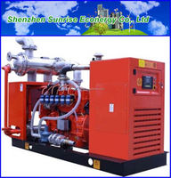 High Quality 60Kw Biogas Generator In Prices Pakistan