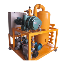 ZYD Series No Need Additive Insulating Oil Filtration Machine
