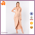 Sleeveless Slim Woman Dress,Hot Sale Sexy Summer Dress For Fat Woman