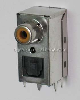 High speed signal receiver optical toslink AX-DLR11R5-D2