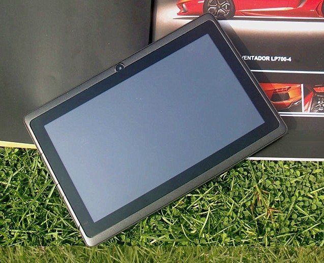 Android tablet of dictionary translator
