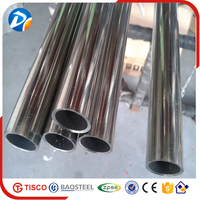 Superior quality firm 316l stainless steel sss tube /pipe