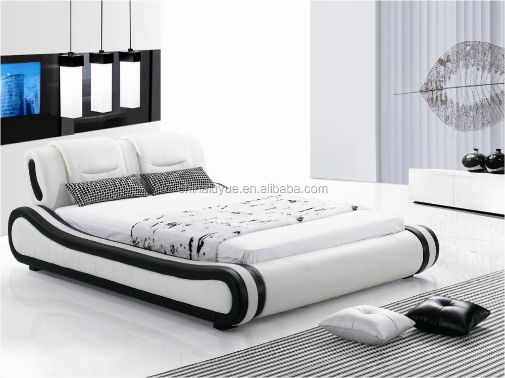 High Class Modern Bedroom Furniture B2028 View Soft