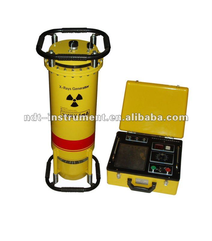 XXH-3005 Panoramic radiation portable X ray flaw detector
