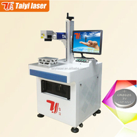 dongguan machine factory ear tag laser marking system for all metal and plastic