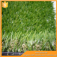 2016 Chinese Cheap Natural Decoration Plastic Fake Garden Landscaping Artificial Carpet Turf Grass