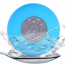 mini IPX4 waterproof wireless shower sucker BT speaker