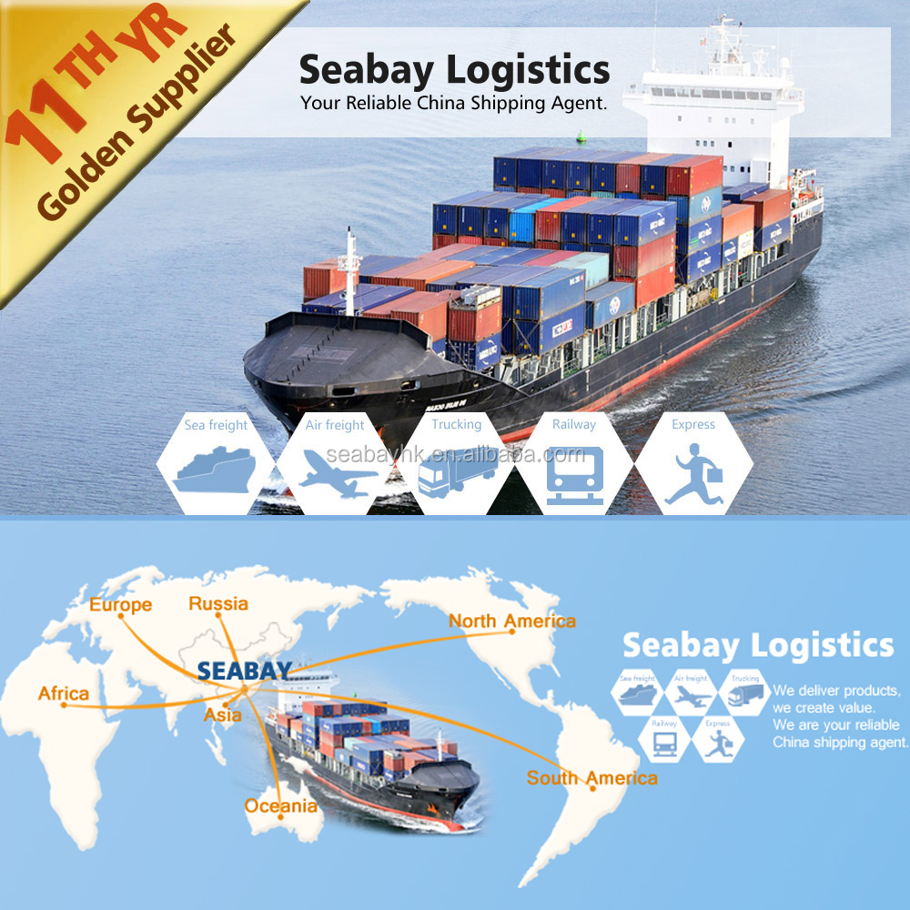 Cheapest China sea freight shipping