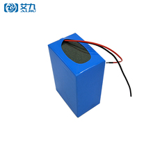 Factory Cheap Price 24V 10AH Electric Bike Lifepo4 Battery Pack
