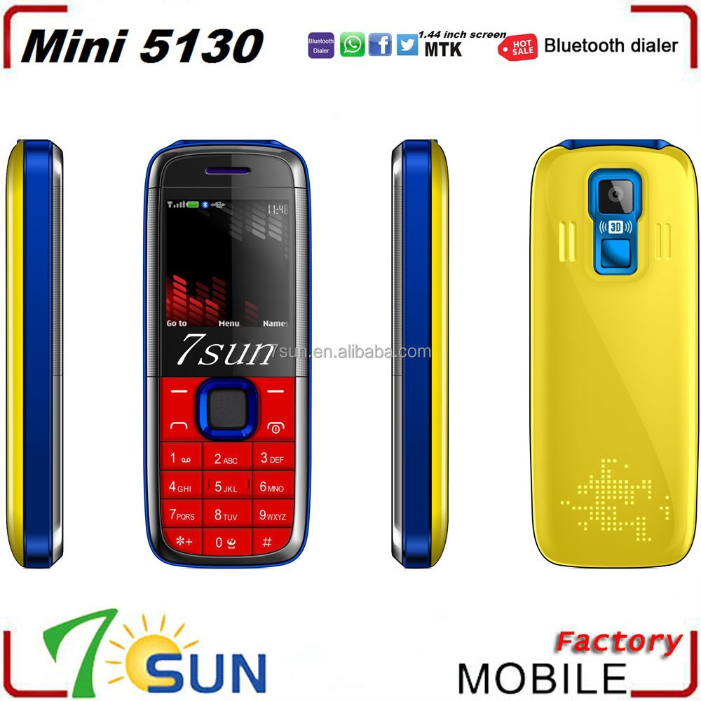 china supplier 5130 mini telefono