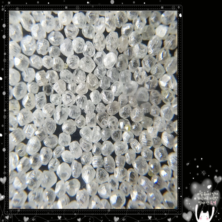 Supplier Wholesale Price for Loose Raw Diamond