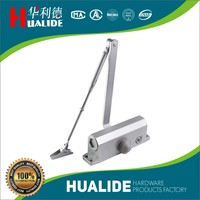 Aluminum alloy 90 Degree Positioning automatic sliding screen door closer