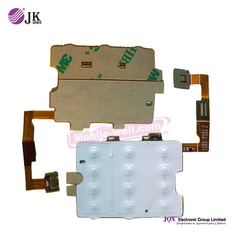 [JQX] Phone board under keypad for Sony Ericsson C905