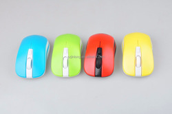 excellent quality best selling cheap mini 2.4g wireless optical mouse