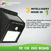 Led Wall Mounted Solar Garden Lamp