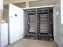 10000 chicken eggs Industrial automatic egg incubator used egg incubator for sale
