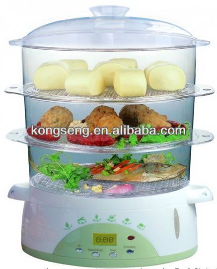 electric food steamers 10L