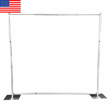 Economic Jumbo Backdrop Aluminum Display Stand