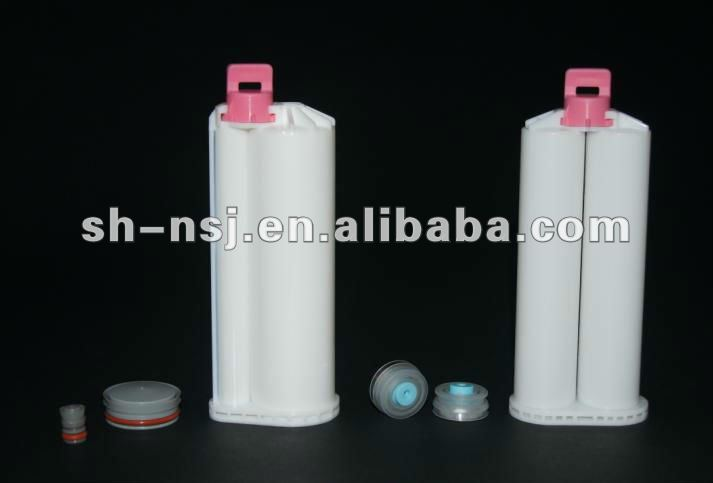 50ml 4:1/10:1 dual sealant cartridge for marble and artificial stone