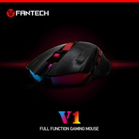 New 2016 V1 USB mouse gamer, 2400 dpi, 6D wired game mouse