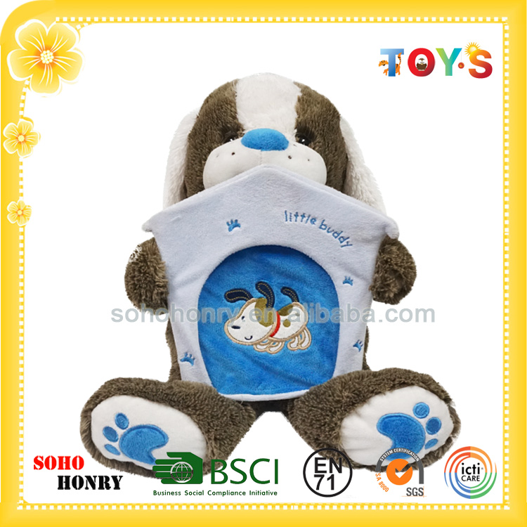 Home Decoration Stuffed Animal Photo Frame of Little Buddy Series