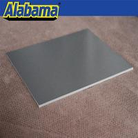 fire1 best price fire resistant fireproof aluminum foam sandwich panel fire resistant pe coated aluminum panel