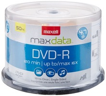 Cheap Price Blank Maxell Dvd Wholesale