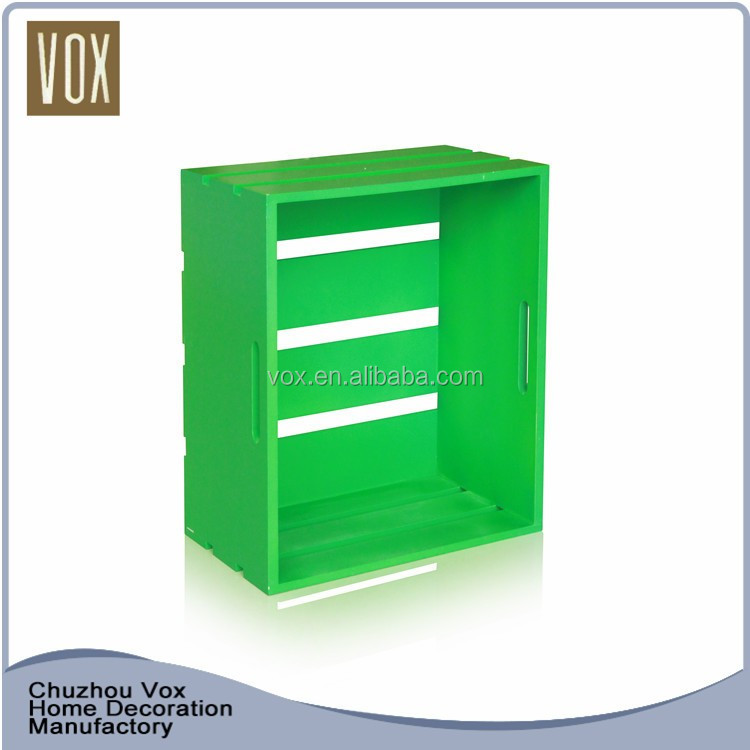 New Style Factory Directly Provide Wooden Box Crate