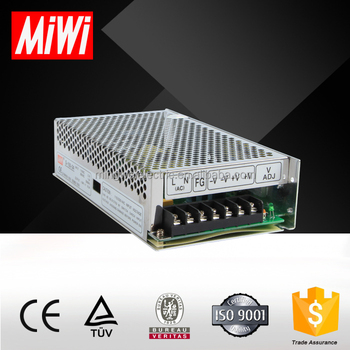 S-150-24 Single Switch Power Supply 150w 24v dc power supply
