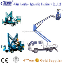 Hot Sale Hydraulic Lifting Machinery Self-propelled Electric Boom Lift