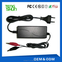12v 3a 24v 1.5a lifepo4 battery charger automatic