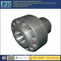 High grade carbon steel forge shaft coupling