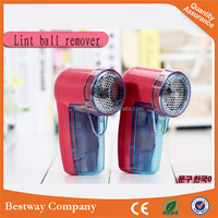 Mini battery operated lint remover fabric ball shaver clothes shaver