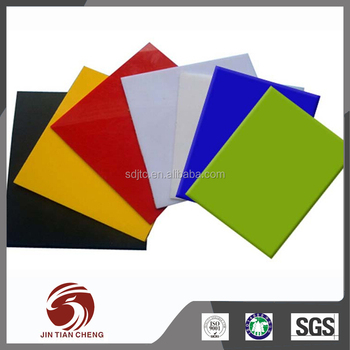 High plasticity 4x8 plexiglass 3mm thick acrylic sheet for windows