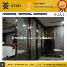 high quality low price decorative metal wire mesh chain curtain/ flexible bronze metal mesh fabric from China supplier