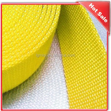 high quality luggage polypropylene tape PP webbing