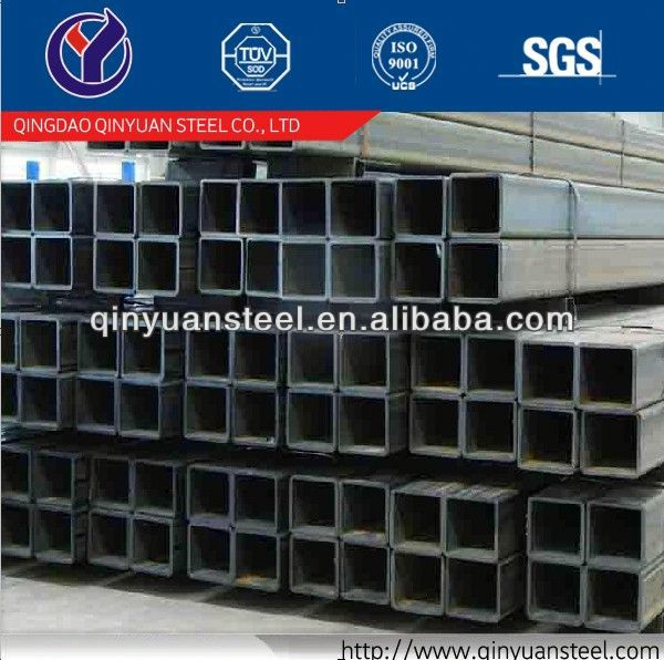m.s. square steel tube