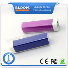 Cell phone mobile 2200mah power bank,portable charger customzied 2200mah power bank custom shape