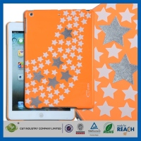 2014 novelty cheap mobile phone cases wallet stand pu leather case for ipad air