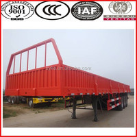 Carbon Steel Material Side Wall Semi