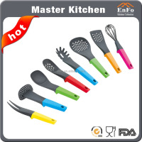 The most fashionable kitchen cooking tools nylon kitchen utensils