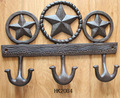 cast iron star hook