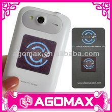 2.8 x 2.8 cm Promotional Gift mobile phone sticker