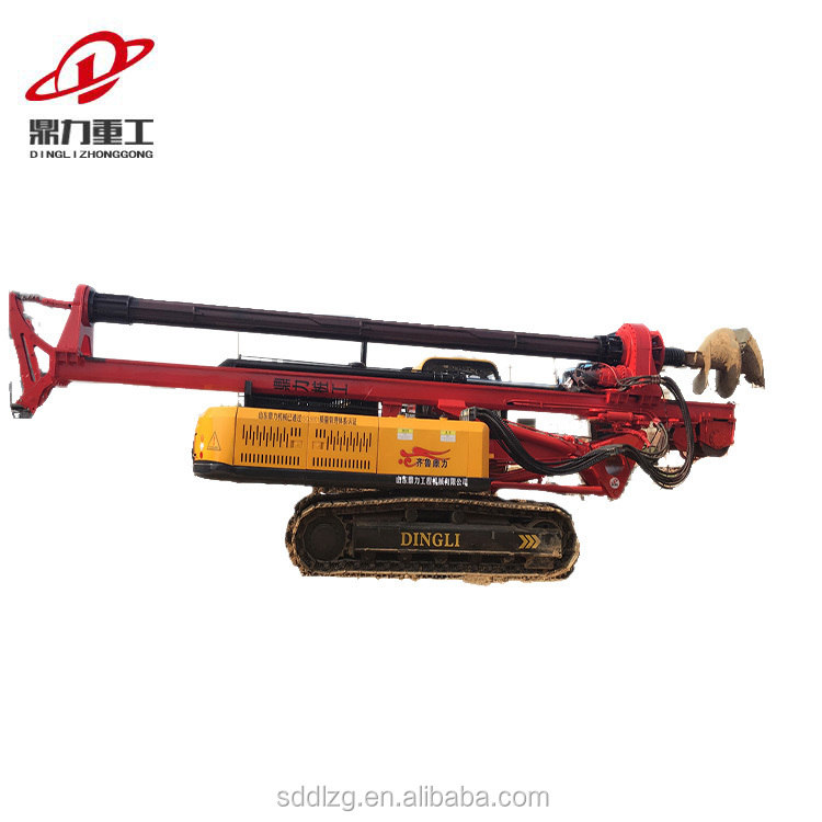 China good price construction usage 500-1800mm pile driving machine