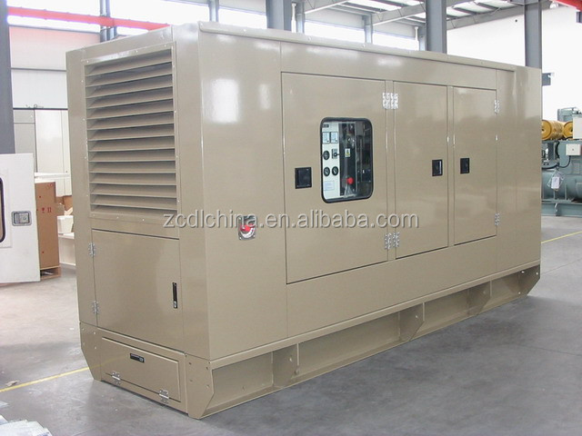 Diesel generators with Auto Mains Failure Control