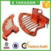 TARAZON brand ktm motocross spare parts front rear disc guard