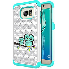 Customized OEM ODM DIY 3D Printing Case for Sam Galaxy S7 S7 edge S6 S6 edge S8 S8 Plus Smart Phone Covers