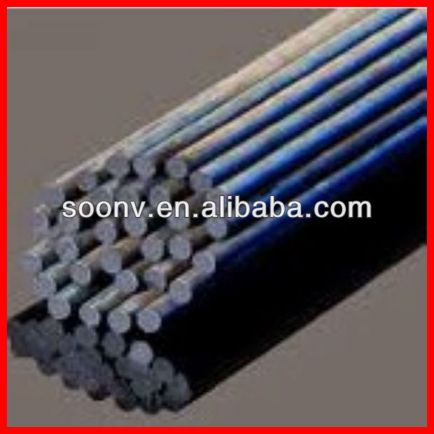 cobalt base alloy rod in welding rod electrode