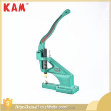 China supplier small hand press snap button iron manual machine for garment